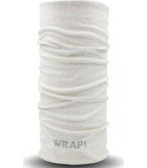 bandana heather gray wild wrap
