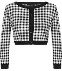 boutique moschino wrap cardigans
