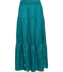 bonny skirt lång kjol grön lollys laundry