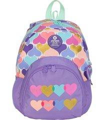 mochila violeta xtrem impact