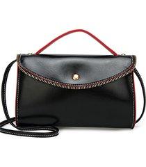 borsa a tracolla per donna borsa in ecopelle borsa per il tempo libero