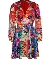 bloom floral dress