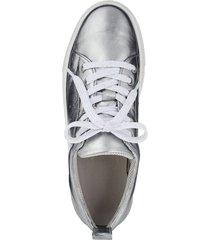 blanka sneakers filipe shoes silverfärgad