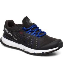 m ultra swift shoes sport shoes running shoes svart the north face