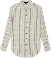sanctuary women's paradise cove tunic in color: new lens stripe size large from sole society