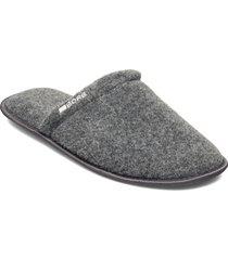 homy m slippers tofflor grå björn borg