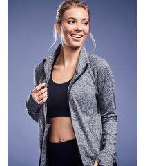 laura active full zip jacket