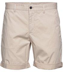 nathan-super satin shorts chinos shorts beige j. lindeberg