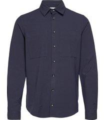 canyon overhemd casual blauw libertine-libertine