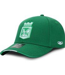 gorra atlético nacional oficial oc caps clásica verde