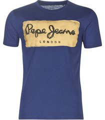 t-shirt korte mouw pepe jeans charing
