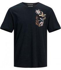 t-shirt korte mouw jack & jones camiseta hombre jack jones 12189244