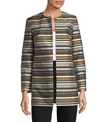 pria striped coat