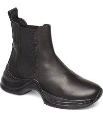 joy shoes chelsea boots svart nude of scandinavia