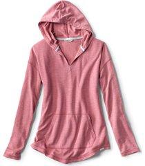 summit slub hoodie