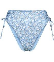 anf womens swim bikinitrosa blå abercrombie & fitch