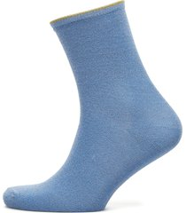 diana lingerie hosiery socks blå becksöndergaard