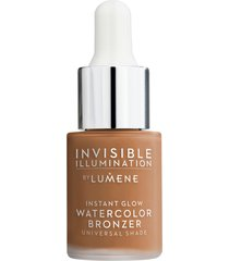invisible illumination glow watercolor bronzer 15ml