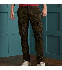 pantalon chino para hombre recruit grip 2.0 superdry
