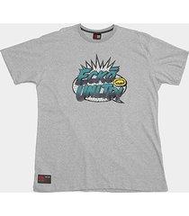 camiseta ecko logo plus size masculina