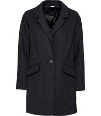 cappotto corto oversize in misto lana (nero) - bodyflirt