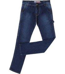 calça jeans carpinteira rodeo western 2 masculina