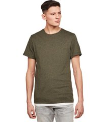 g-star d16411 336 case-s r t t shirt and tank men green
