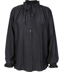 bluzka noir