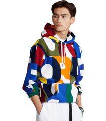 polo ralph lauren men's logo fleece hoodie