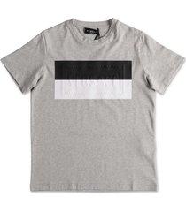 logo detail t-shirt