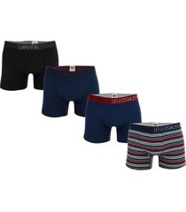 mens blazing carpet 2 pack boxer shorts