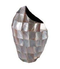vaso mop- pashmina- vaso mop- branco