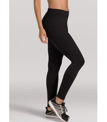 calza legging amniplus negro punto1