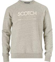 sweatshirt signature scotch & soda