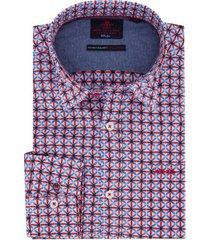 new zealand auckland overhemd rood mc kay