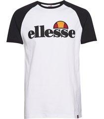 el piave t-shirts short-sleeved vit ellesse