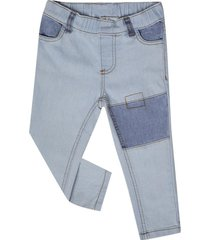 jeans parches bebo light denim corona
