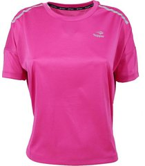 remera fucsia topper up