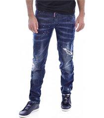 jeans slank vernietigen