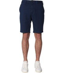 ps by paul smith mixed cotton shorts