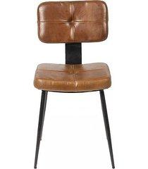 krzesło tapicerowane vintage tijuana