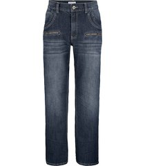 jeans john f. gee dark blue