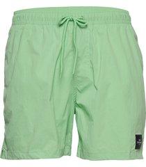 m swim shorts badshorts grön peak performance