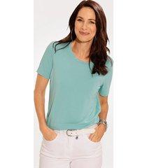 shirt mona turquoise