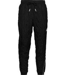 avenir woven pants sweatpants mjukisbyxor svart puma