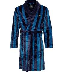 doherty morgonrock badrock blå lyle & scott