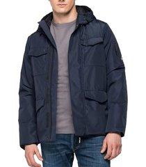 recycled nylon pet jacket m808883818
