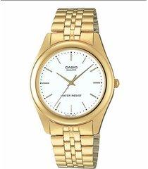 mtp-1129n-7ar reloj casio 100% original, para hombre