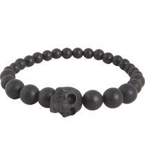 alexander mcqueen skull bracelet