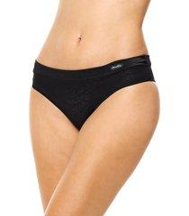bikini negro deville encaje de lycra